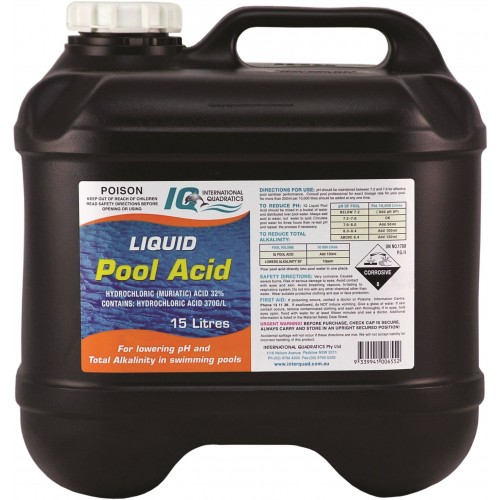 IQ Liquid Pool Acid