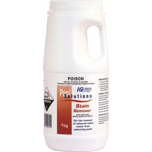 IQ Pool Solutions Stain Remover