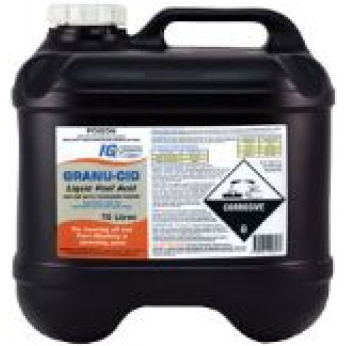 IQ Granu-Cid Liquid Pool Acid