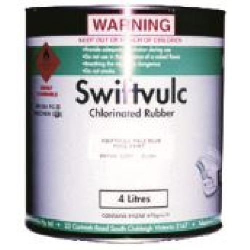 Swiftvulc Chlorinated Rubber Paint