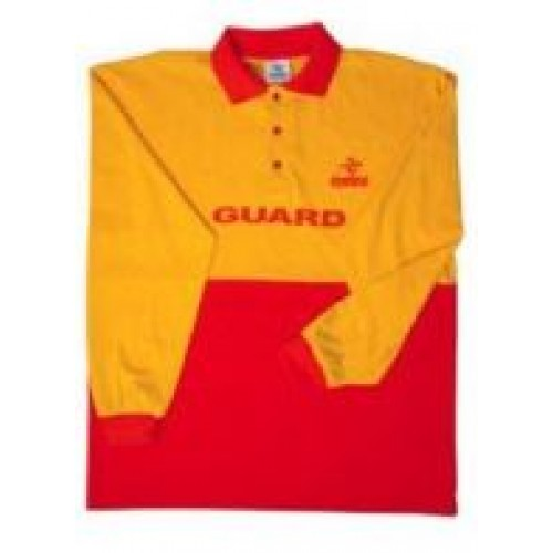 Guard Polo Top - Unisex - L/Sleeve