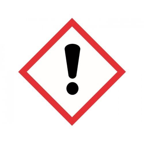 Hazardous Sign GHS - Exclamation Mark Health Hazard