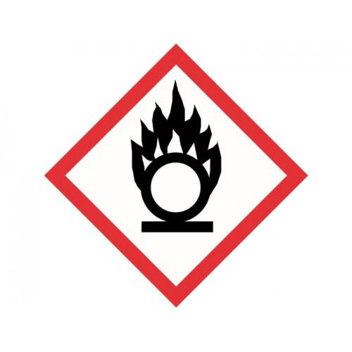 Hazardous Sign GHS - Oxidising