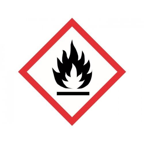 Hazardous Sign GHS - Flammable